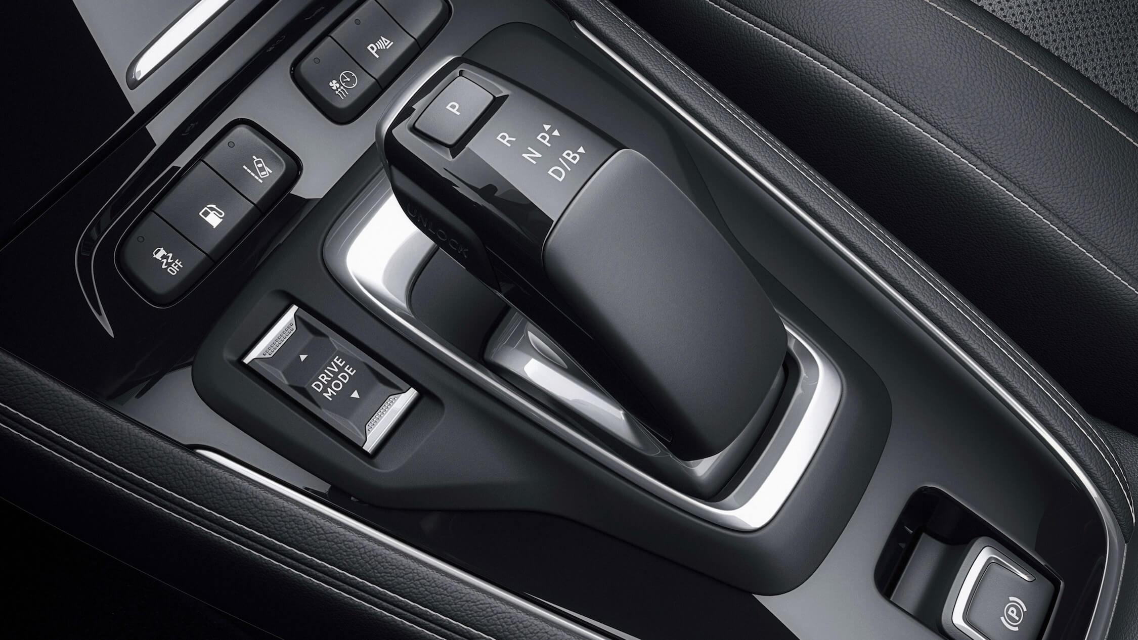 Opel Grandland hybride versnellingen