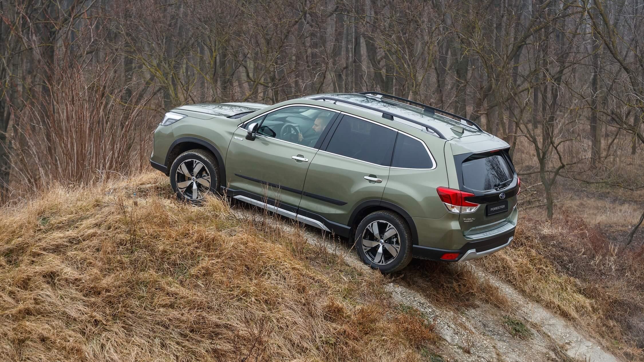 Subaru Forester Hybride