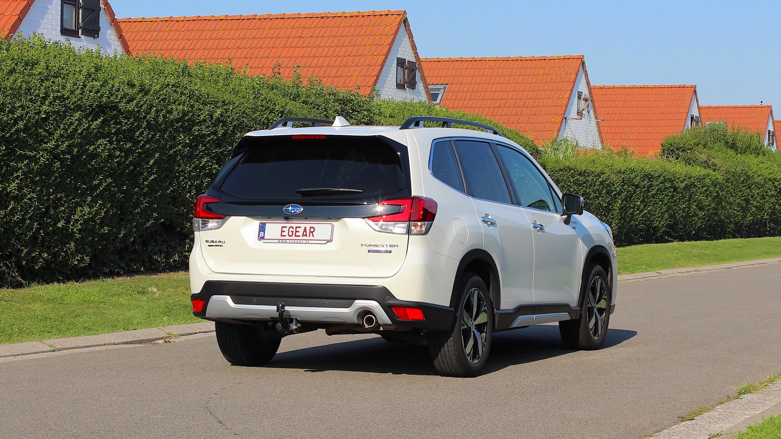 Subaru Forester e Boxer hybride SUV