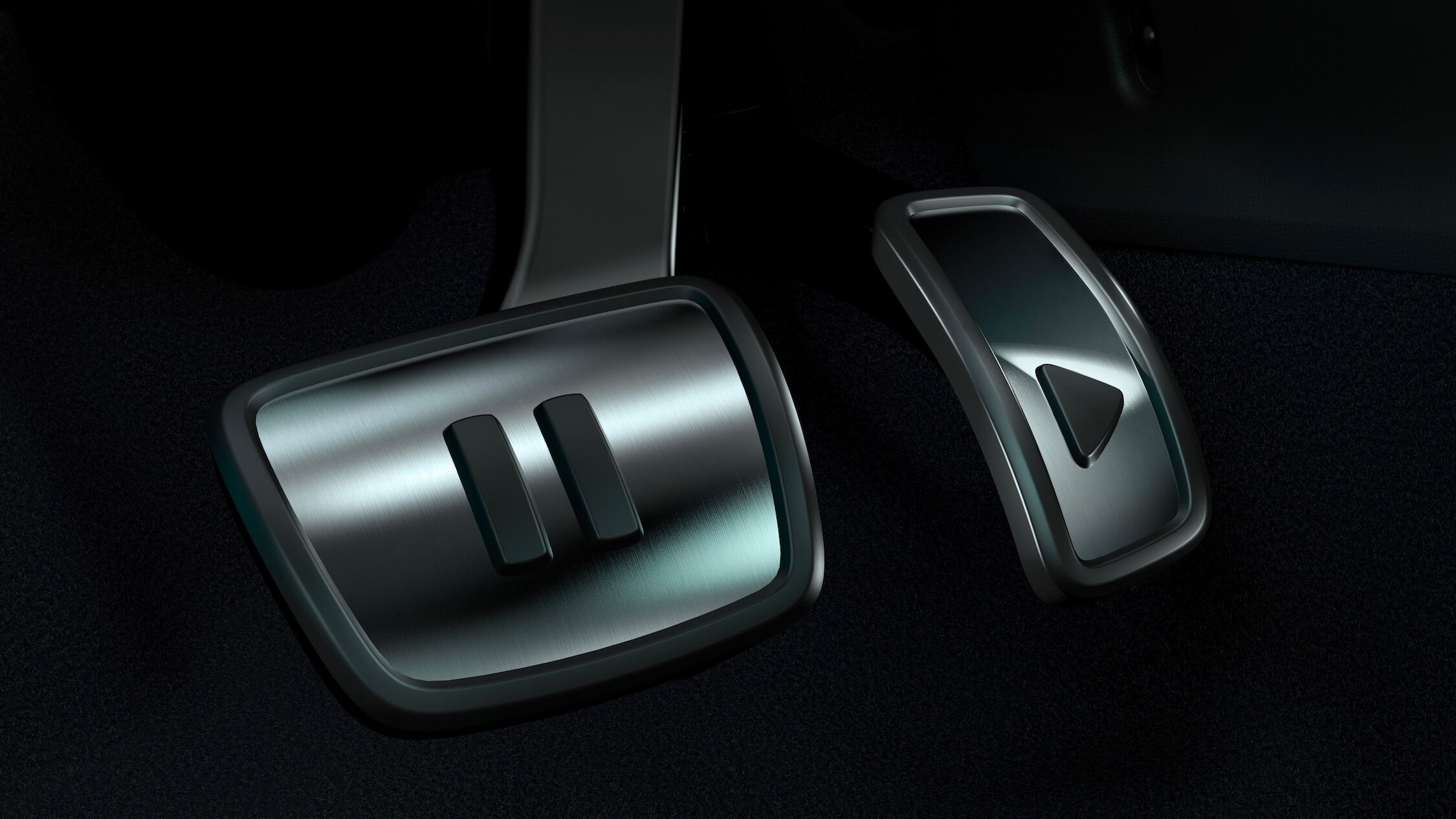 Volkswagen ID 3 gaspedaal rempedaal
