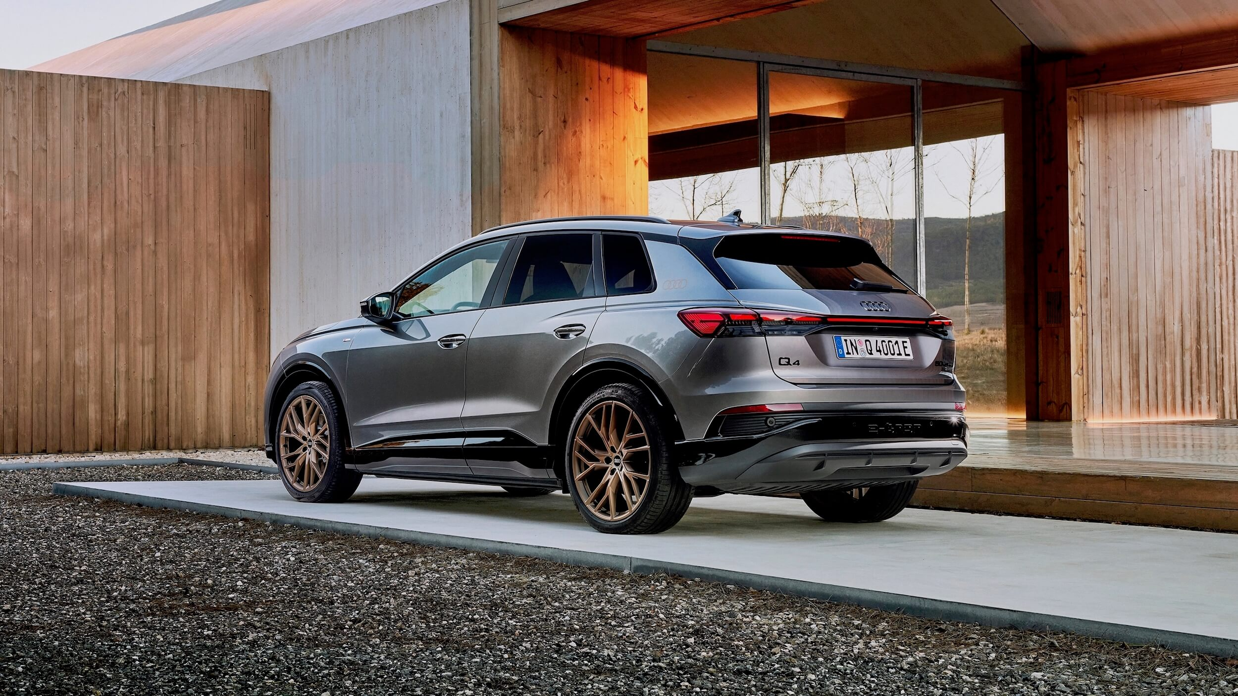 elektrische suv Audi Q4 e tron