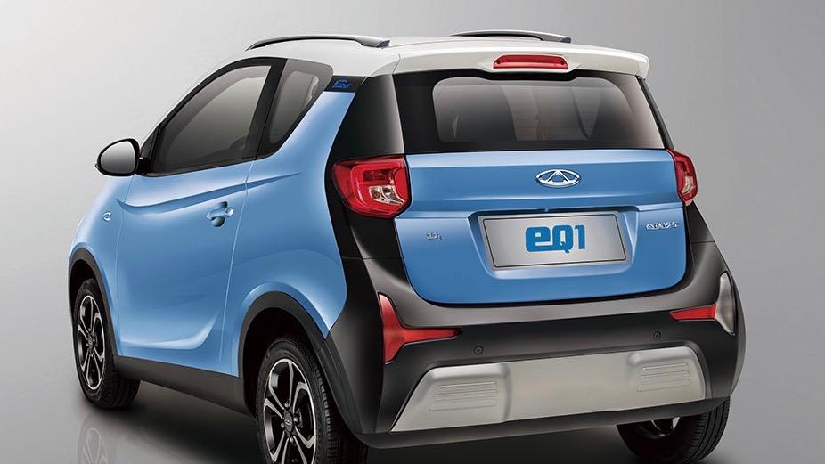Chery eQ1 elektrische auto