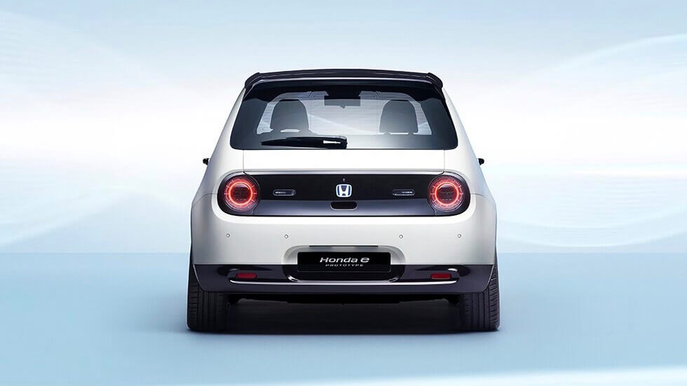 Elektrische Honda Urban EV