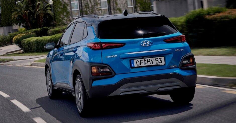 Hyundai Kona Hybride SUV
