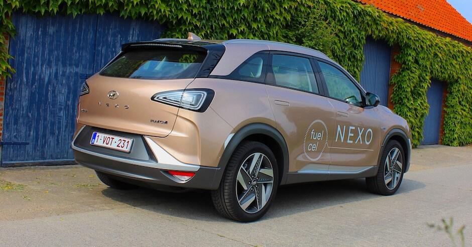 Hyundai Nexo België