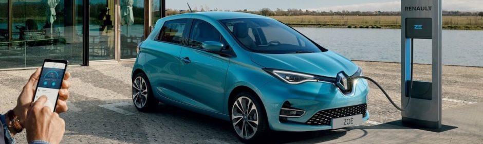 New Renault ZOE 2020