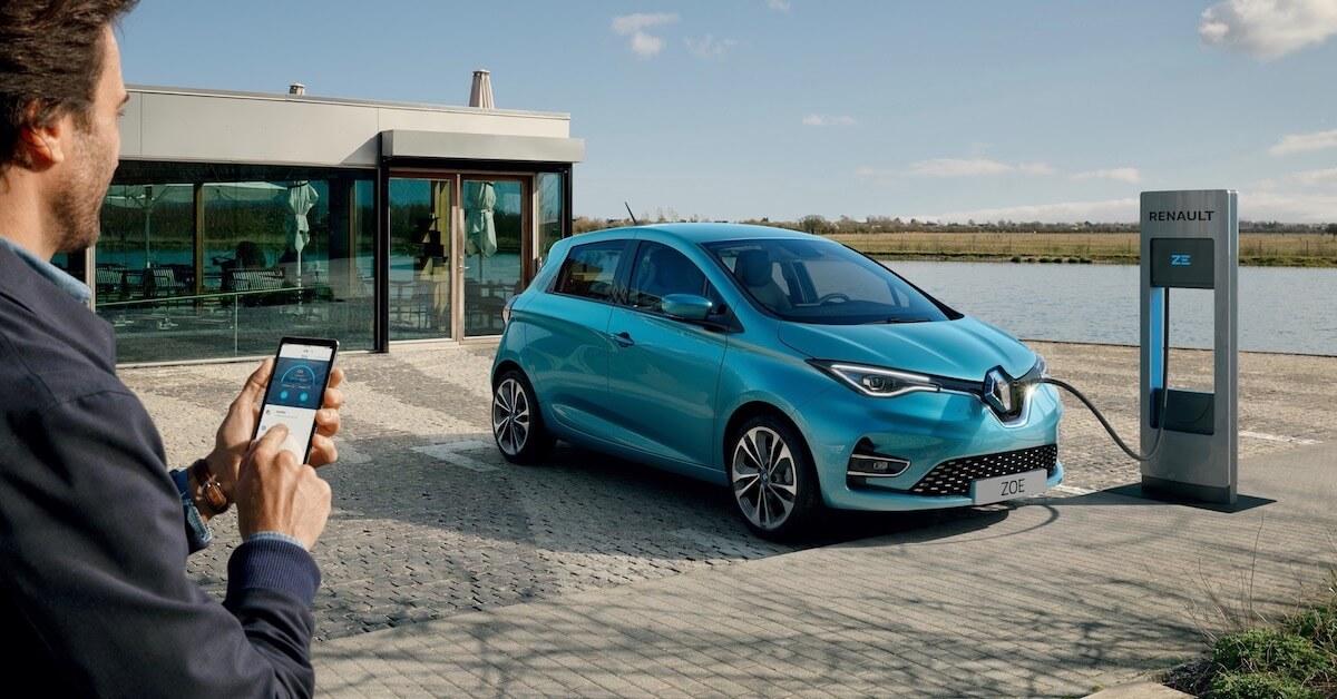 Nieuwe Renault Zoe tweede generatie