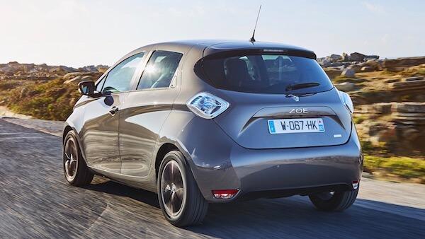 Tweedehands Renault Zoe