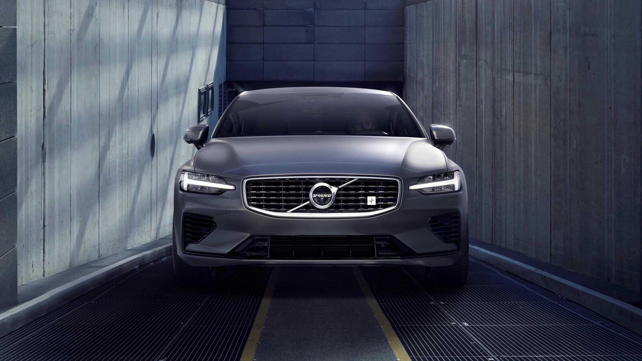 Volvo S60 plug-in hybride