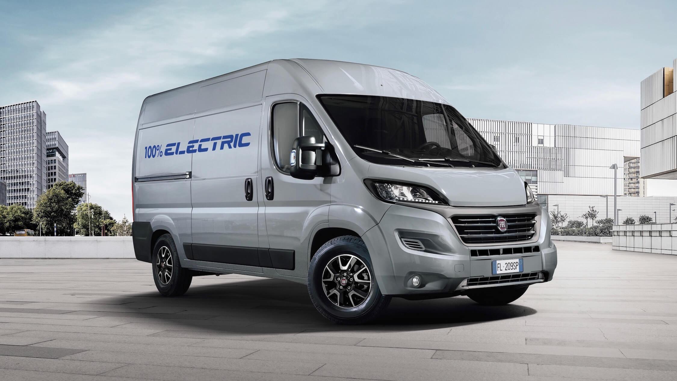 Elektrische Fiat Ducato