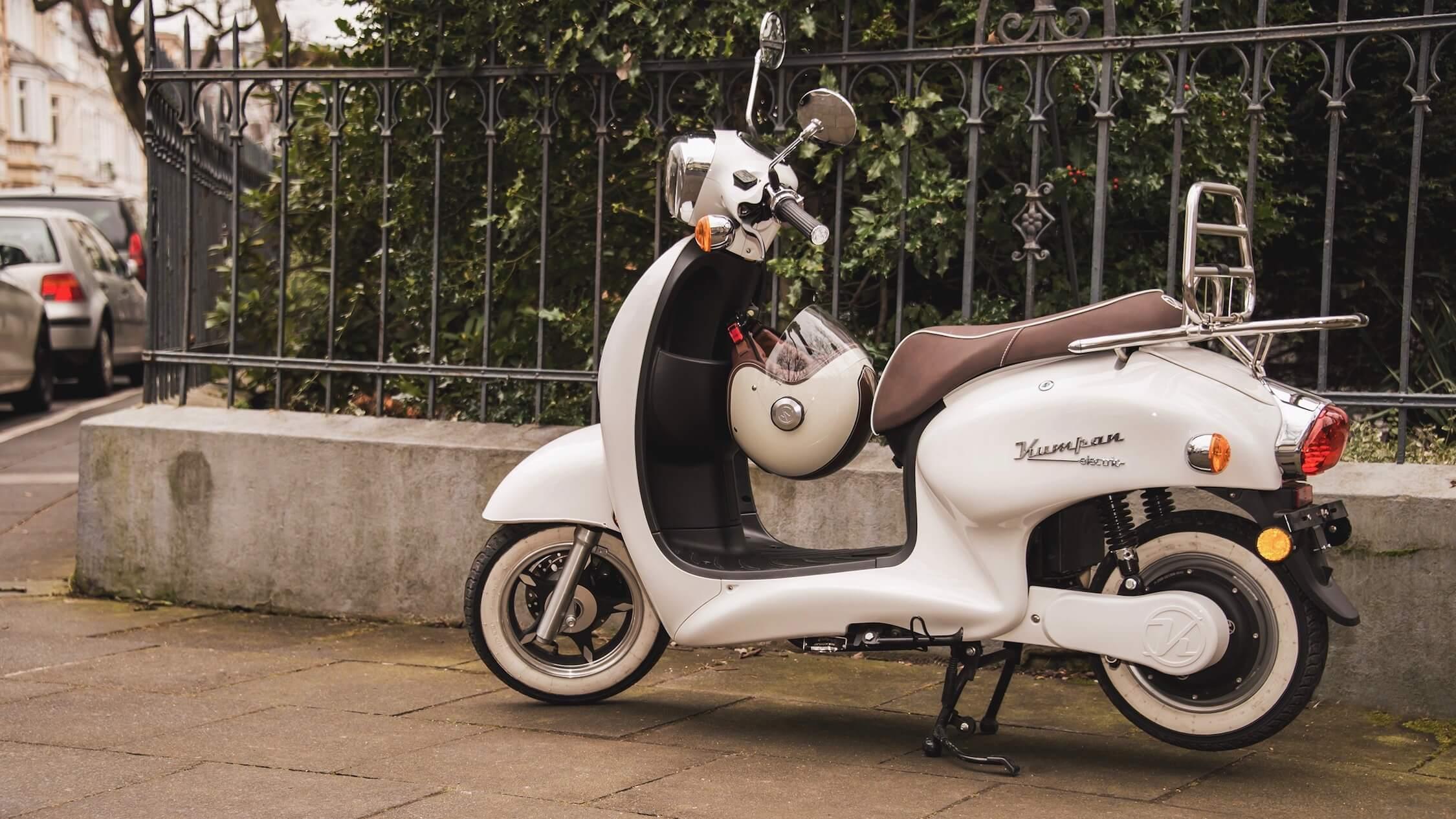 Kumpan 1953 elektrische scooter