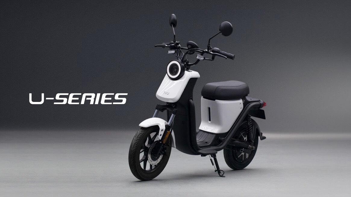 Niu U series elektrische scooter
