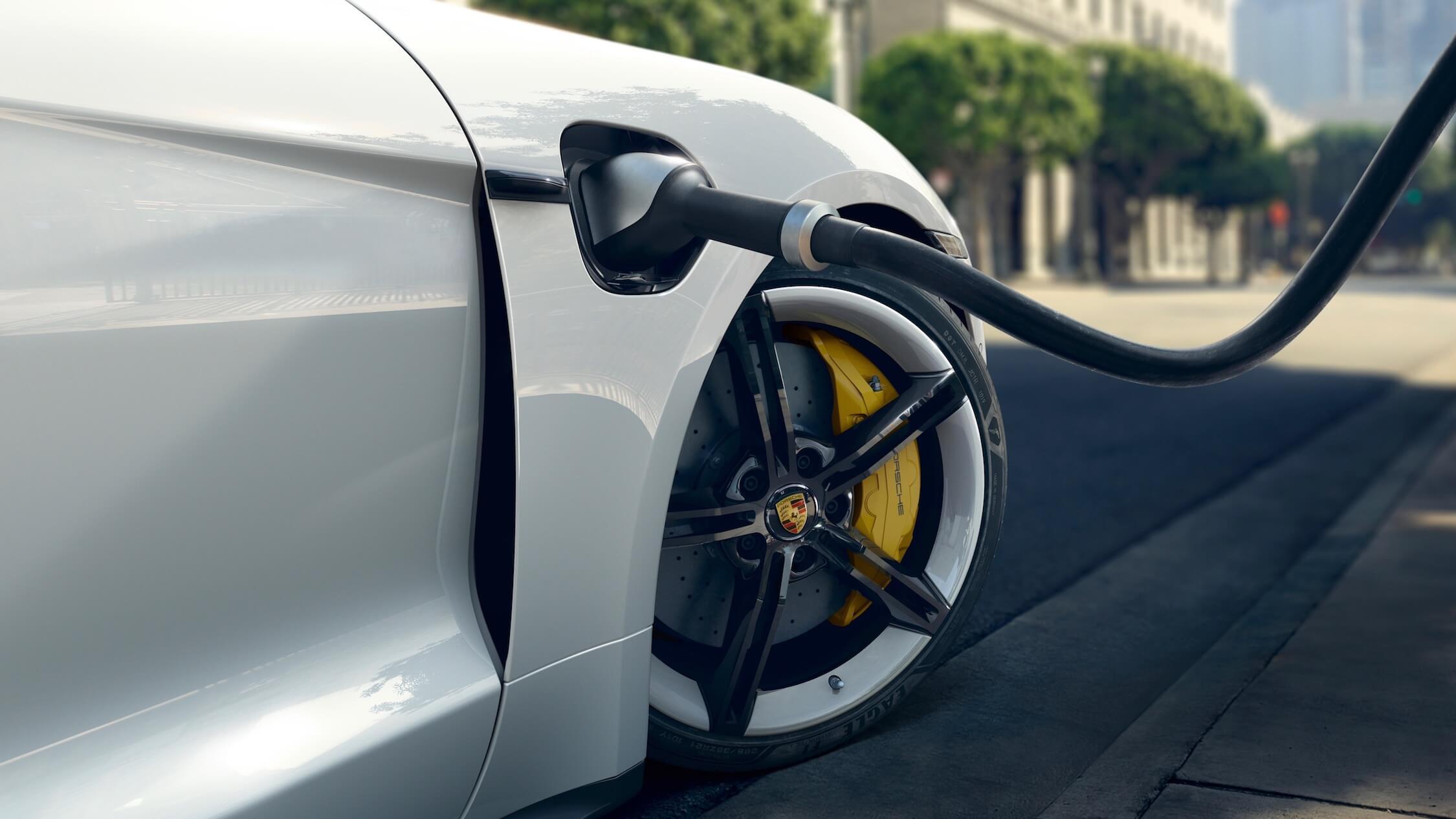 Porsche Taycan laadkabel