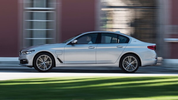 Tweedehands BMW 530e hybride
