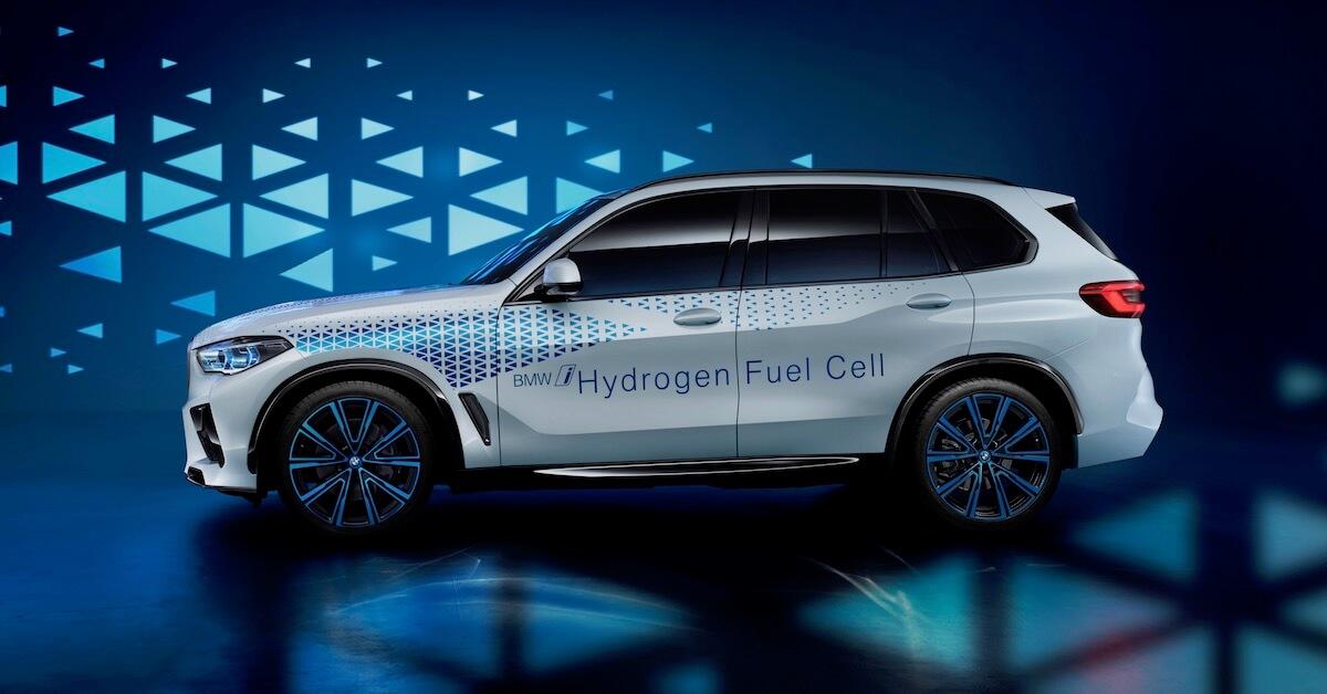 BMW op waterstof