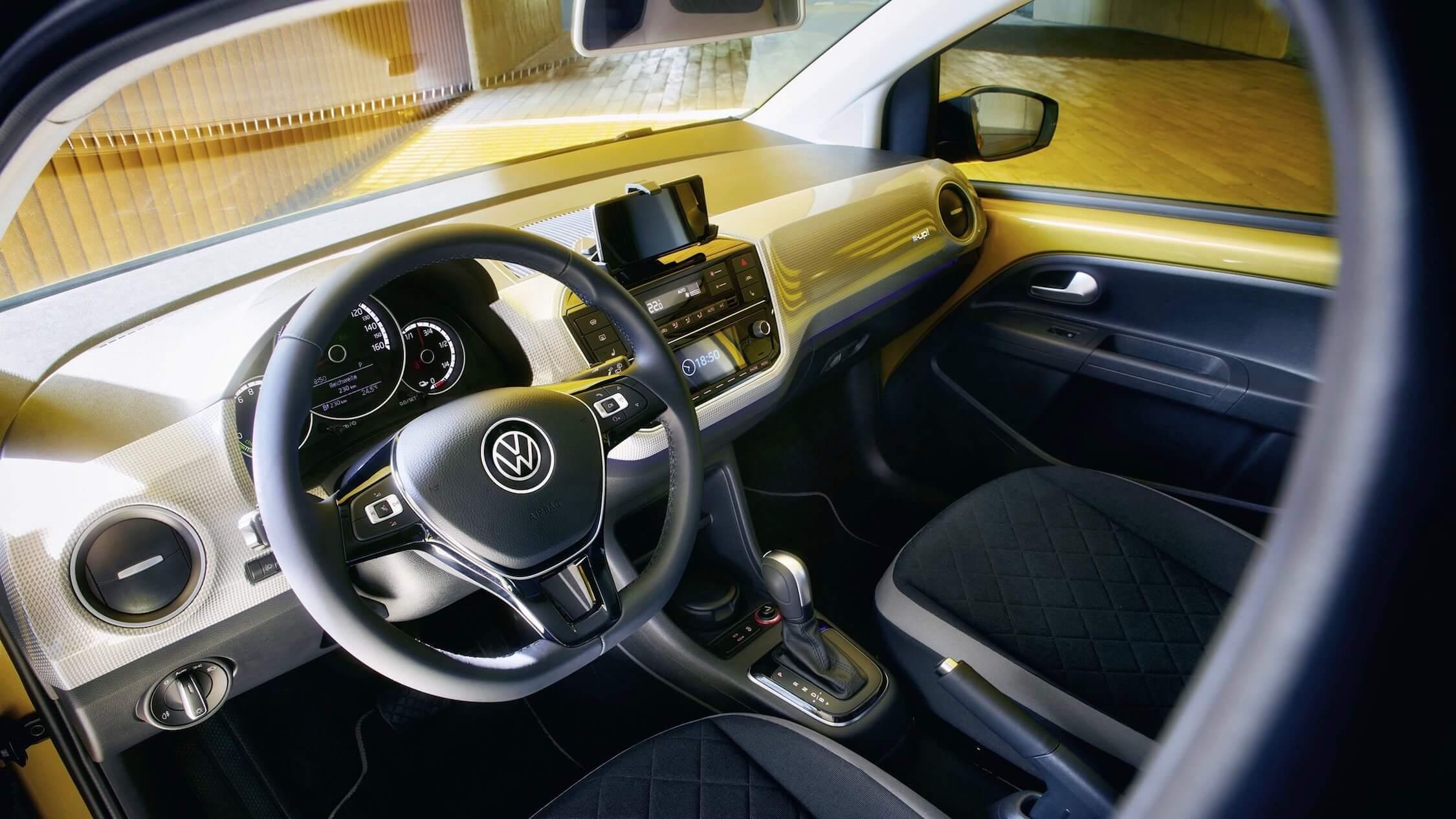 Volkswagen e-Up 2020 interieur