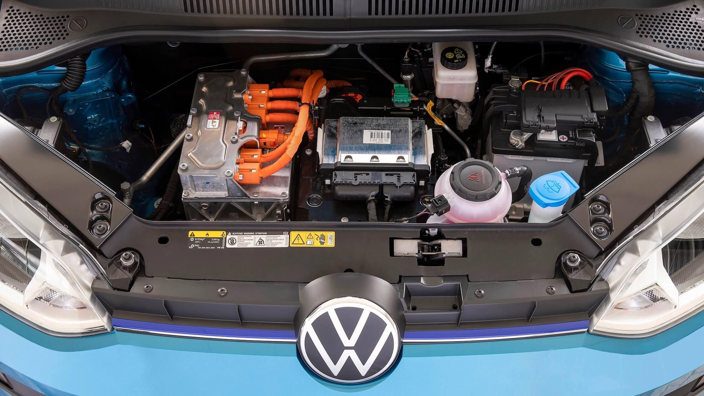 Volkswagen e-Up motor