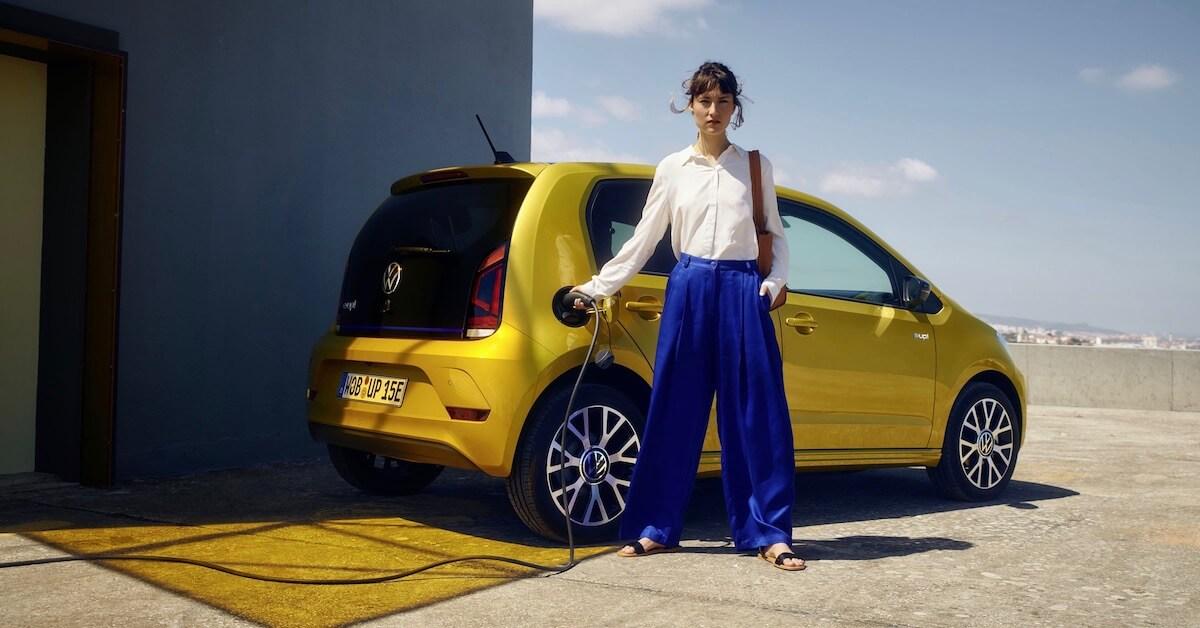 elektrische Volkswagen e Up 2020