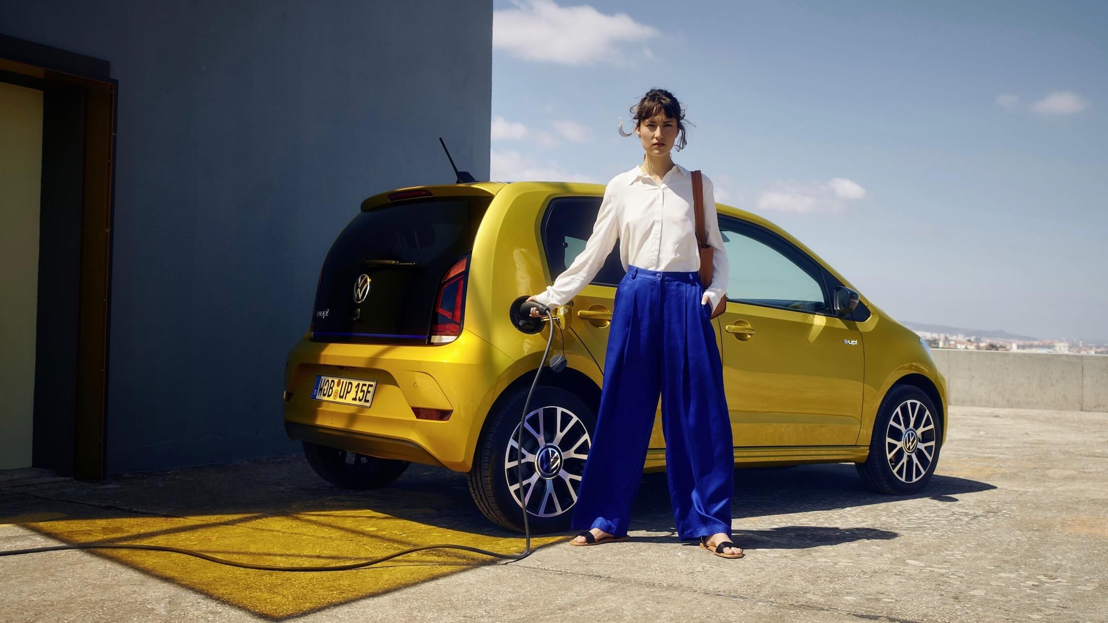 laadkabel voor Volkswagen e up