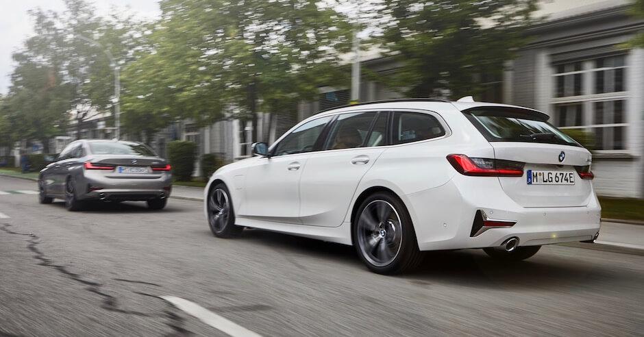 BMW 330e fiscaal voordelige auto