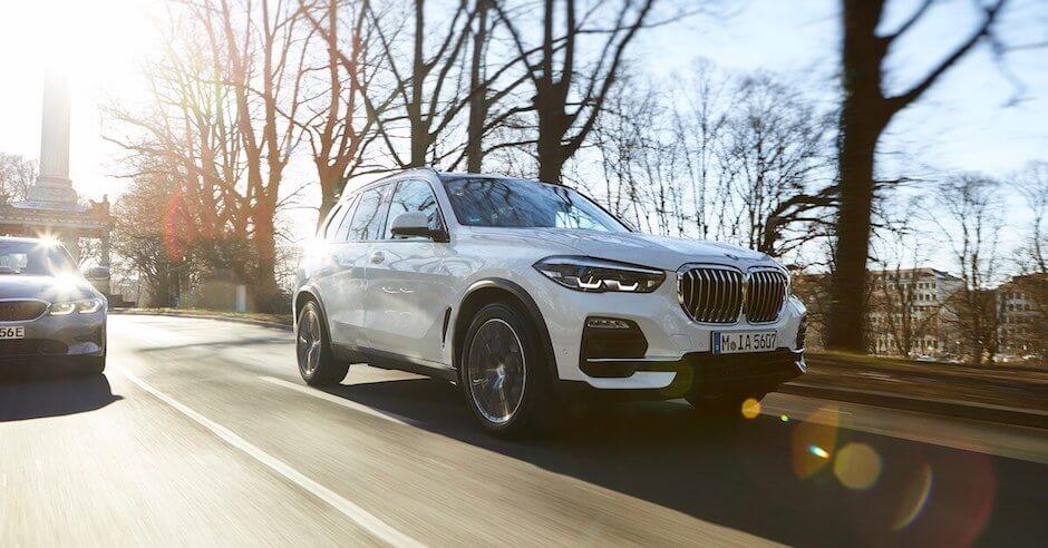 BMW X5 xDrive45e fiscaal interessante SUV