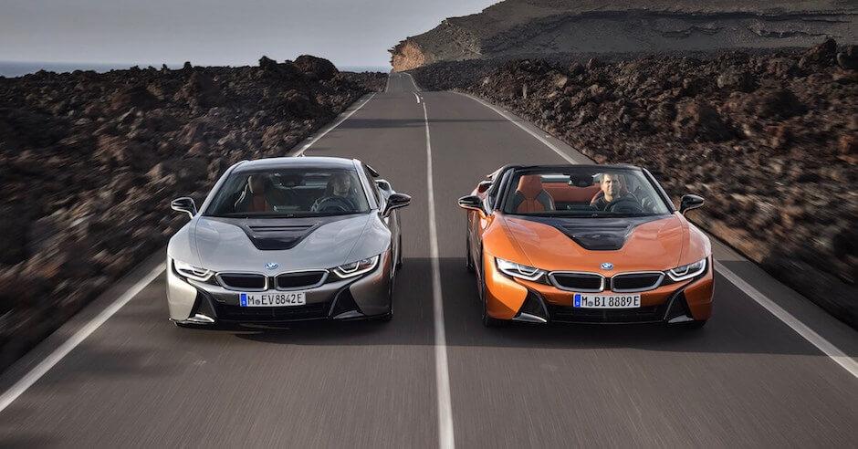 BMW i8 fiscaal interessante sportwagen