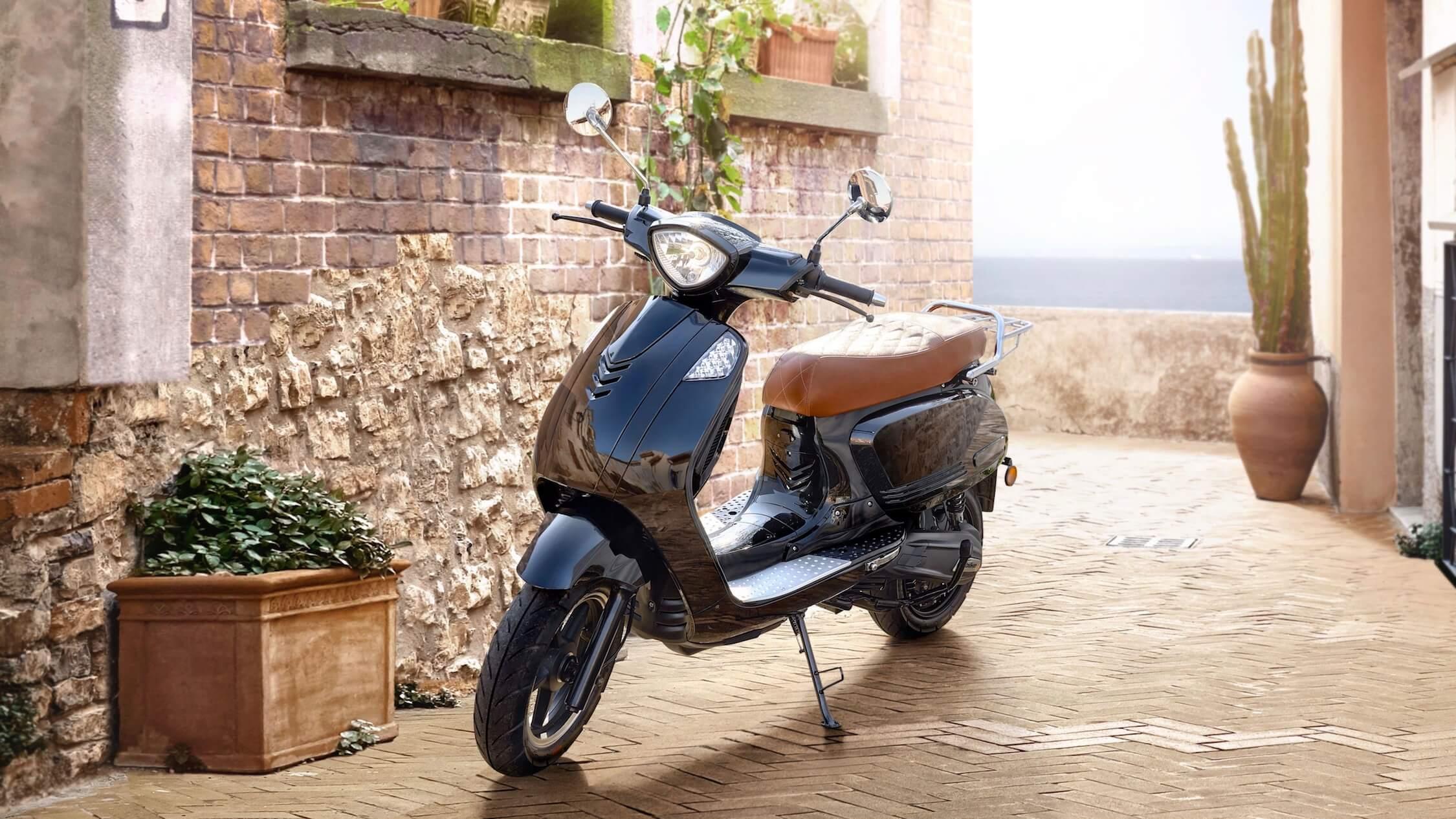 KSR Moto Vionis elektrische brommer