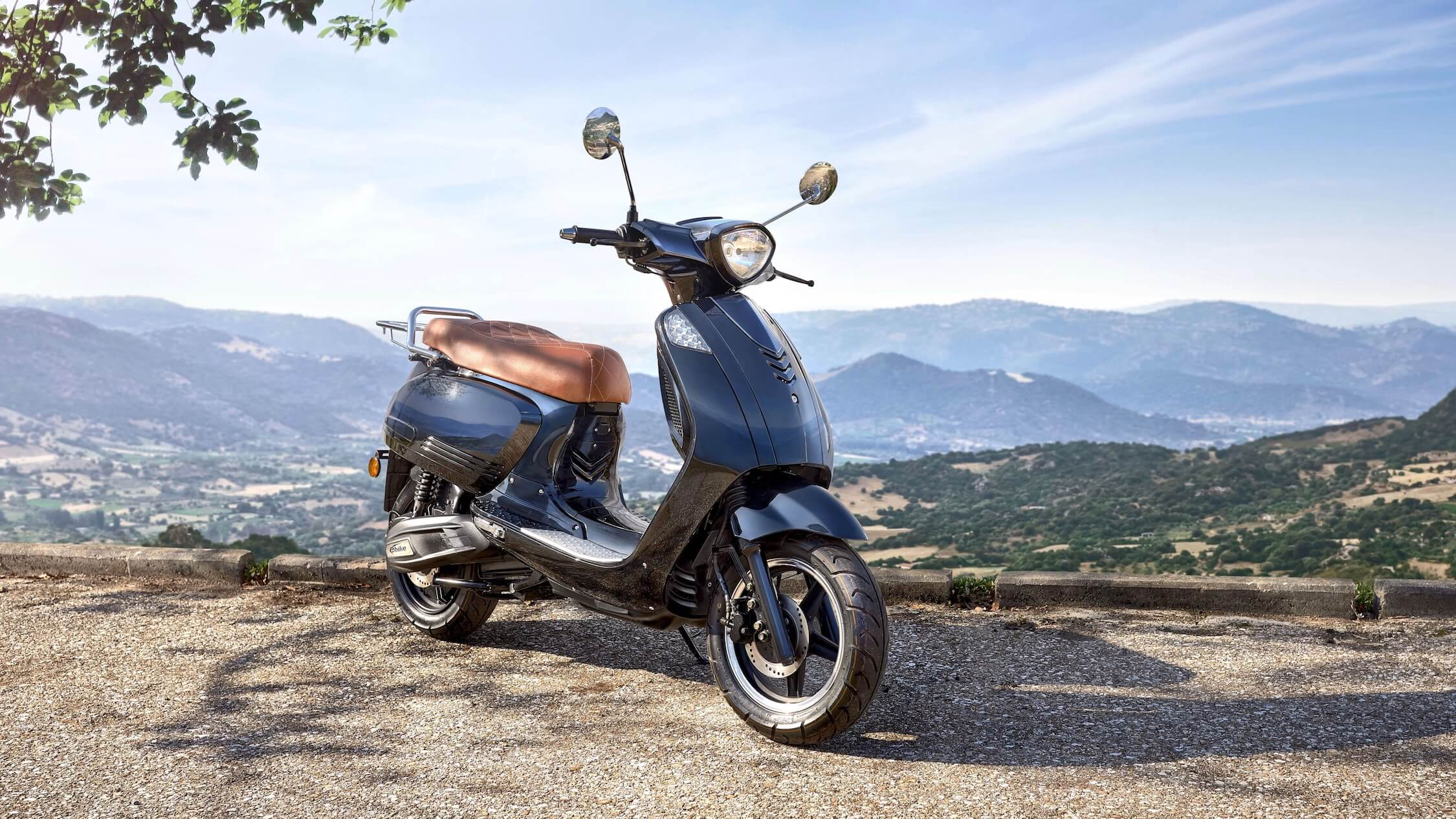 KSR Moto Vionis elektrische scooter