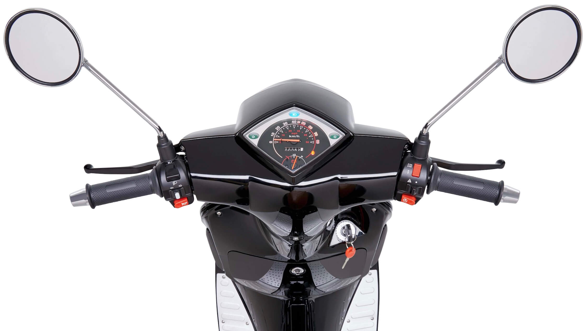 KSR Moto Vionis stuur
