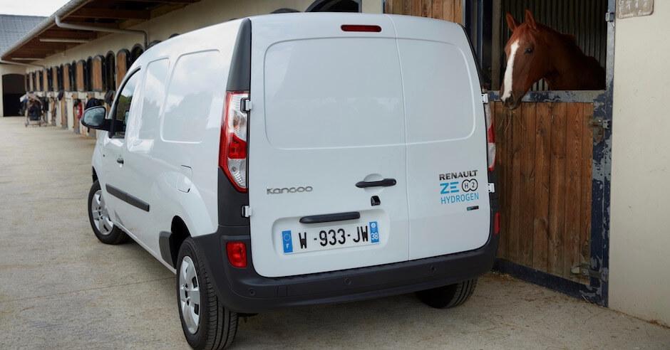 Renault Kangoo ZE Hydrogen