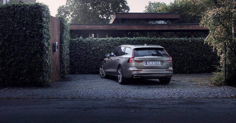 Volvo V60 fiscaal voordelige hybride