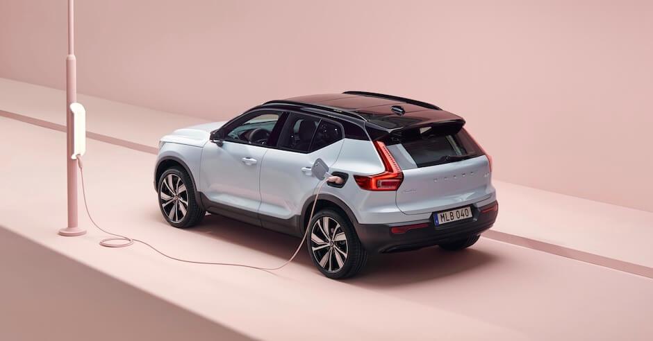 elektrische Volvo XC40 Recharge