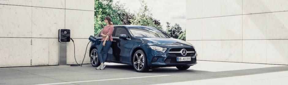 plug-in hybride 2020 Mercedes