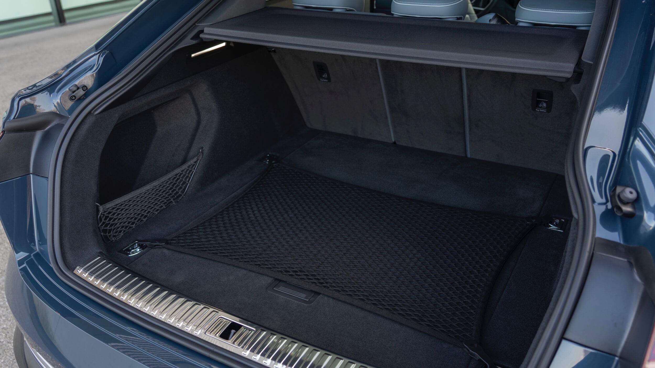 Audi e tron Sportback koffer 1