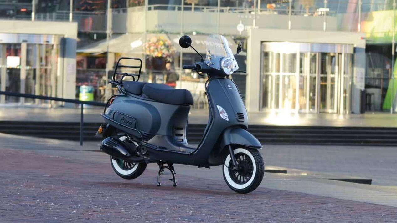 BTC elektrische scooter