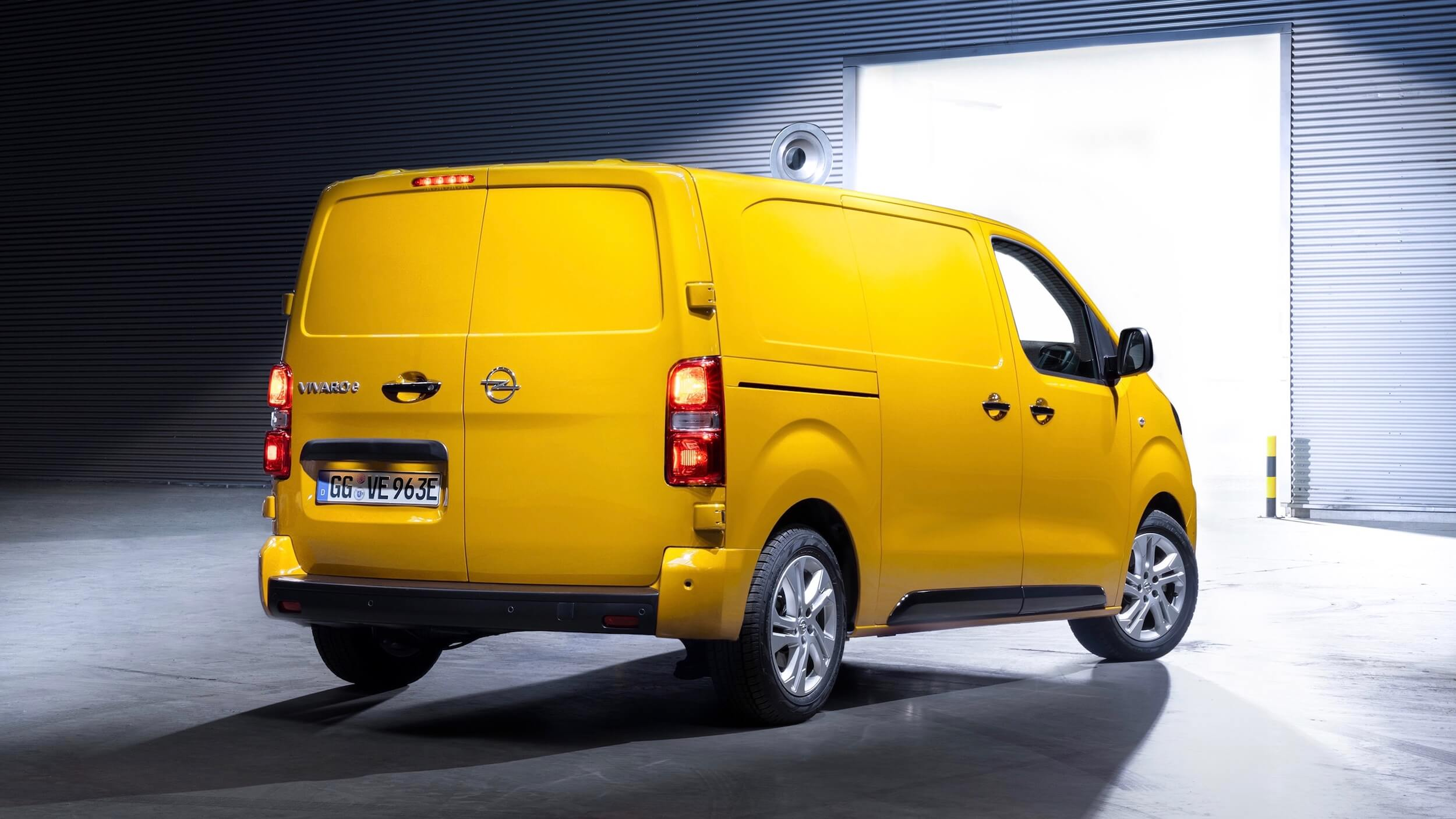Opel Vivaro e