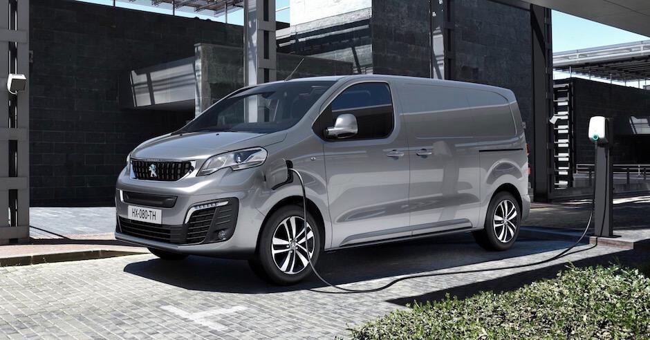 Peugeot Expert elektrische bestelauto