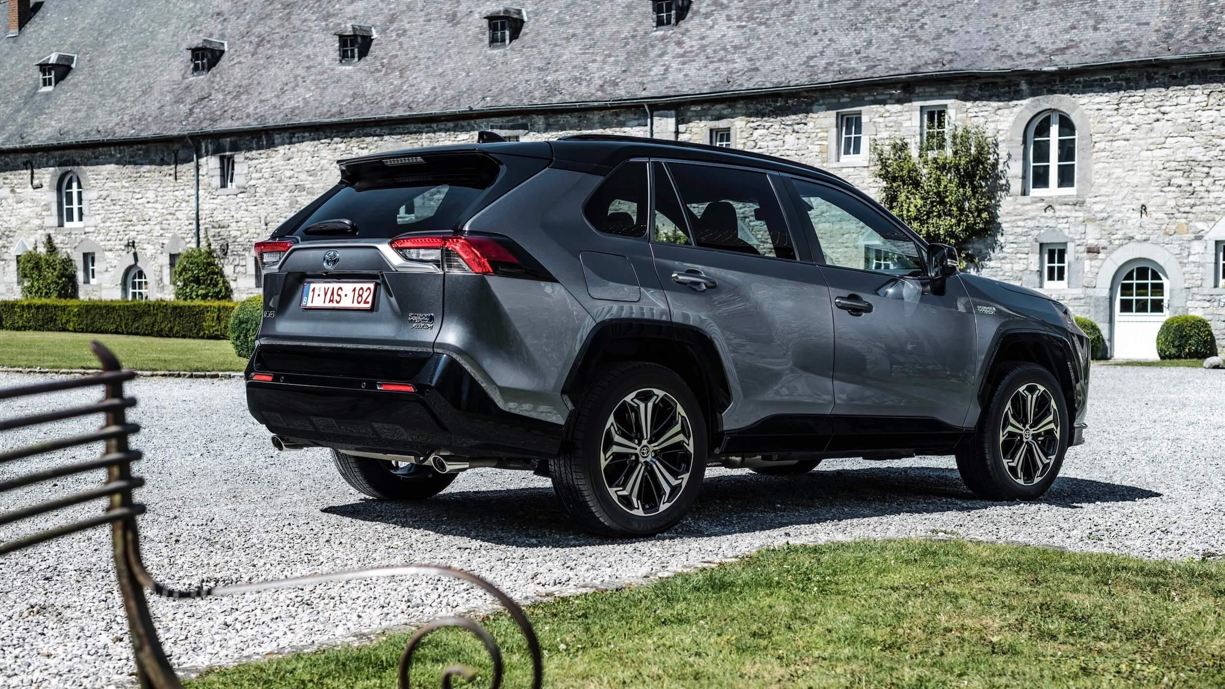 Toyota RAV4 Plug in hybride auto