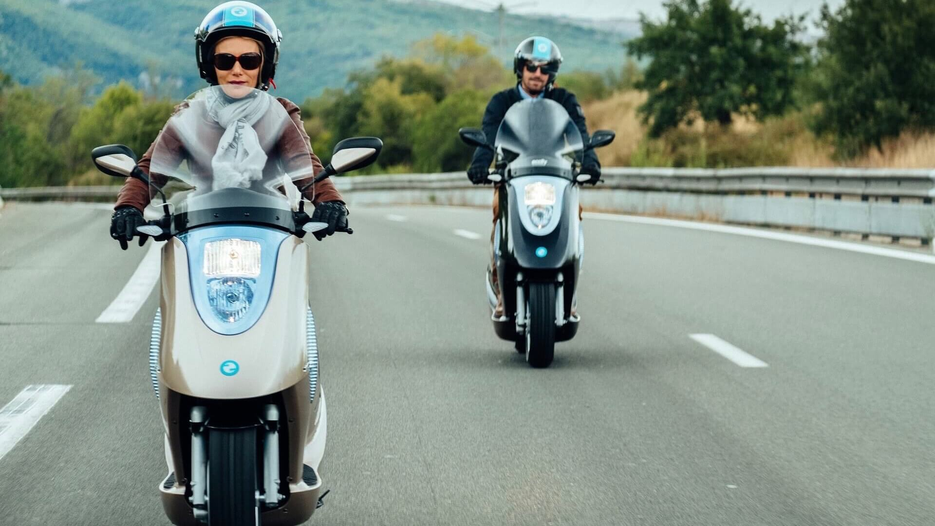 eccity scooter
