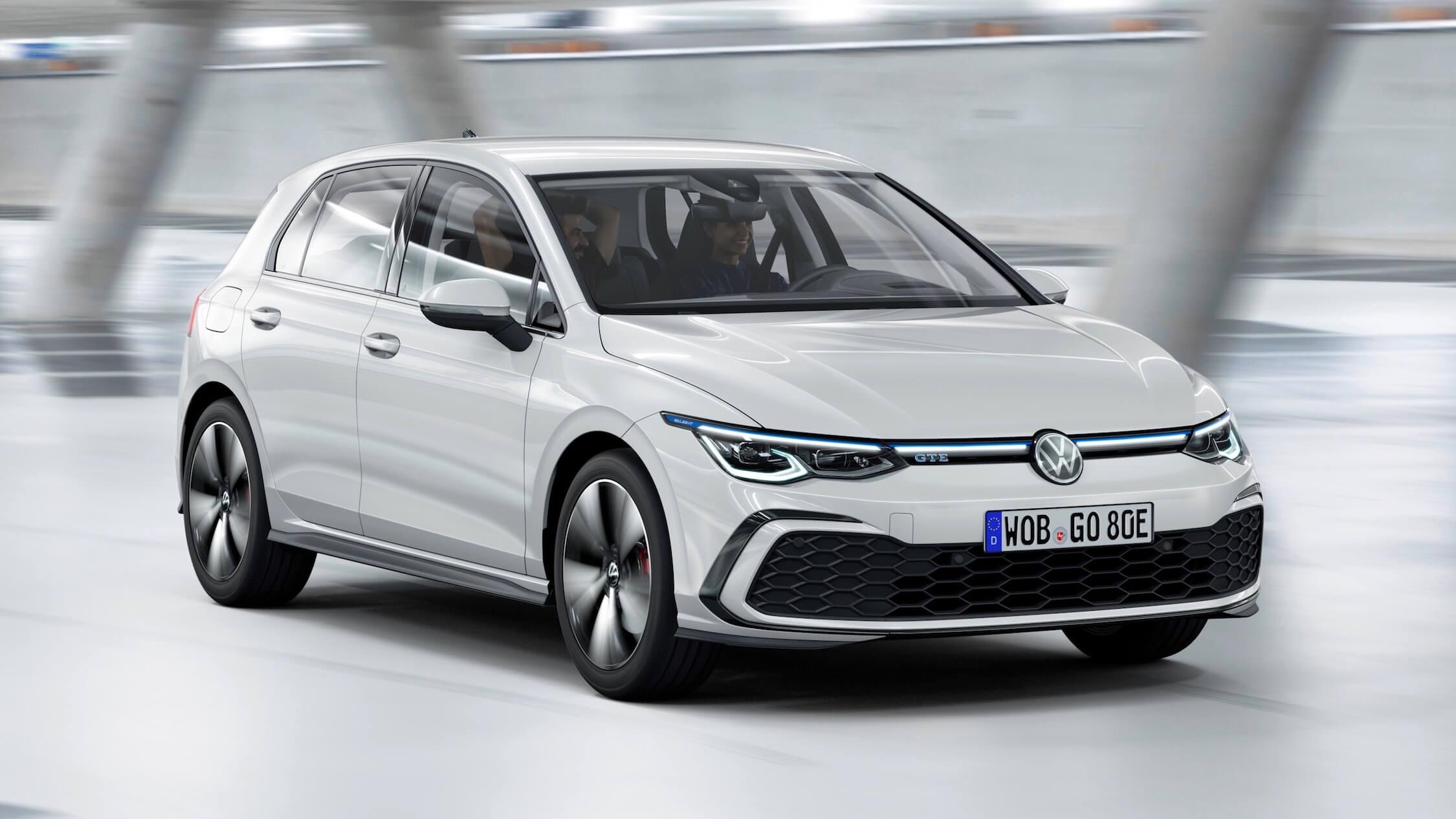 2020 Volkswagen Golf hybride