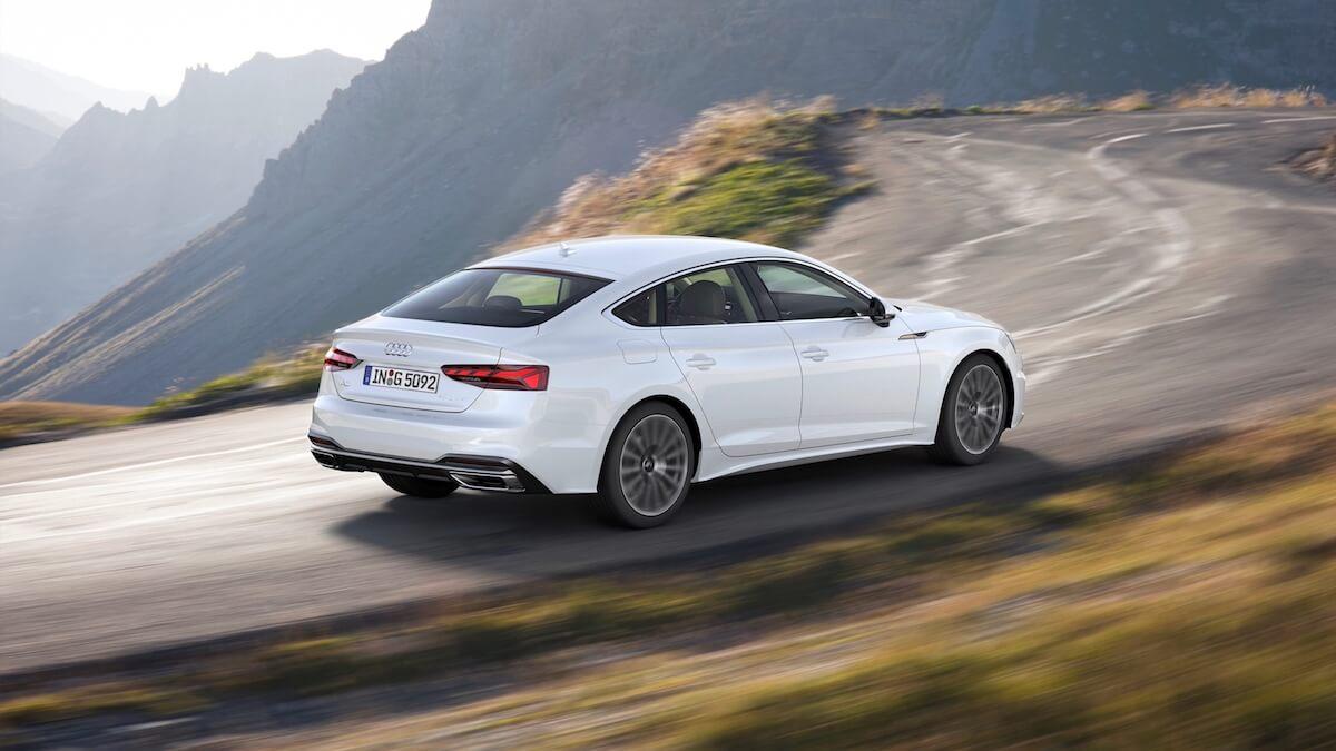 Audi A5 op CNG