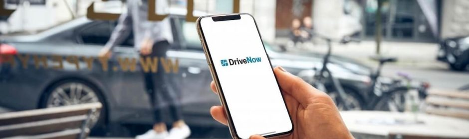 DriveNow Brussel