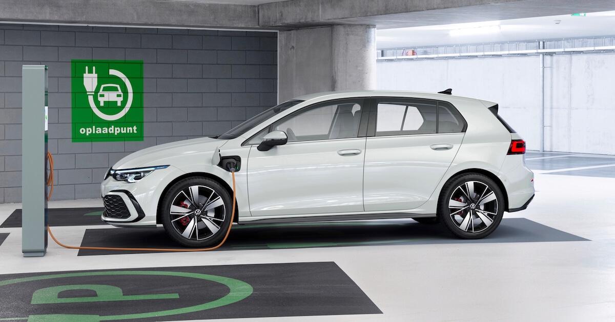 Hybride Volkswagen Golf 2020
