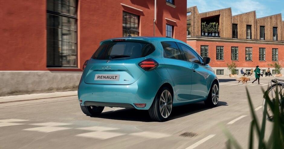 Nieuwe Renault Zoe 2