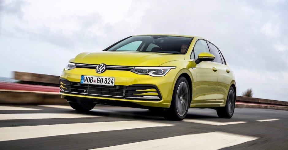 VW Golf CNG 2020
