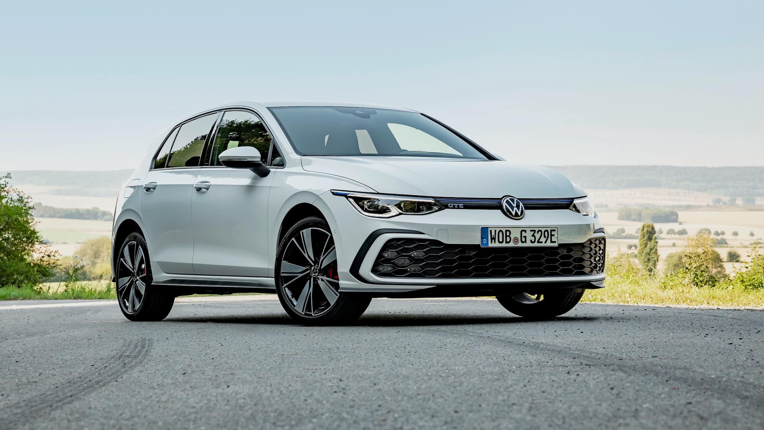 VW Golf VIII GTE sport
