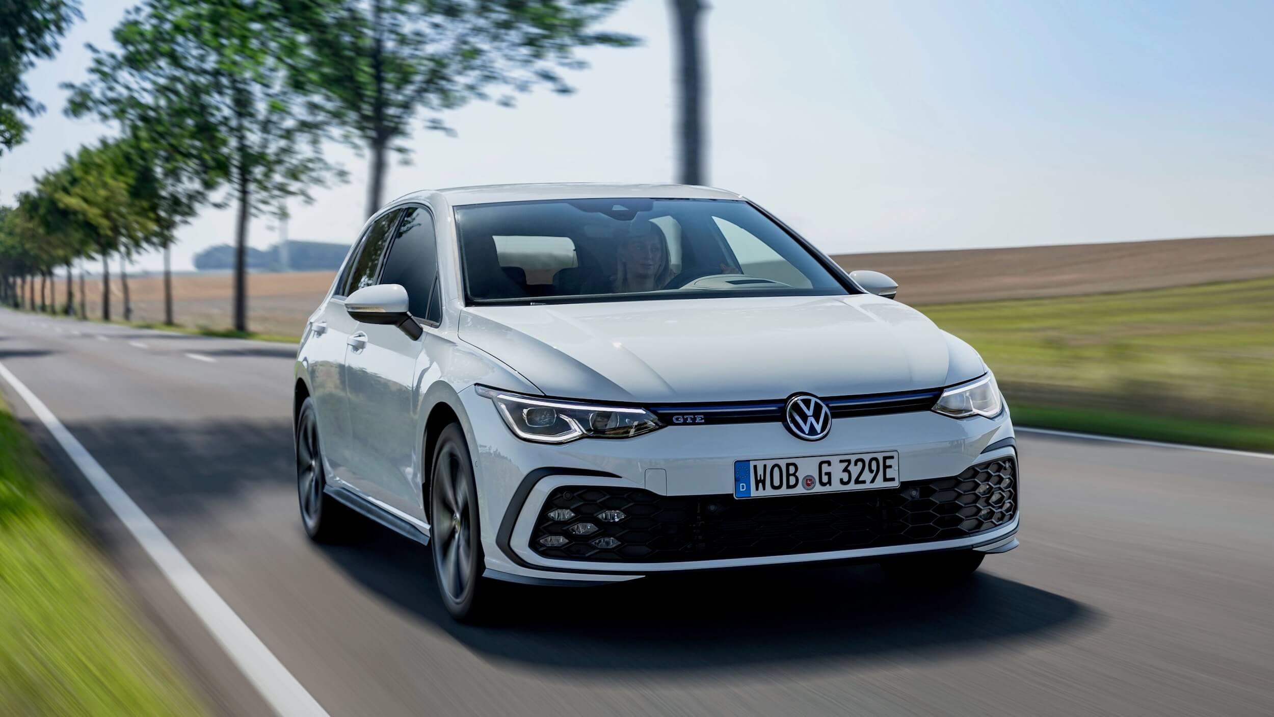 VW Golf VIII GTE