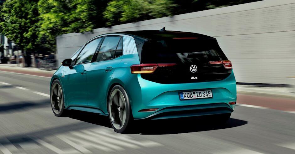 VW ID.3 elektrisch