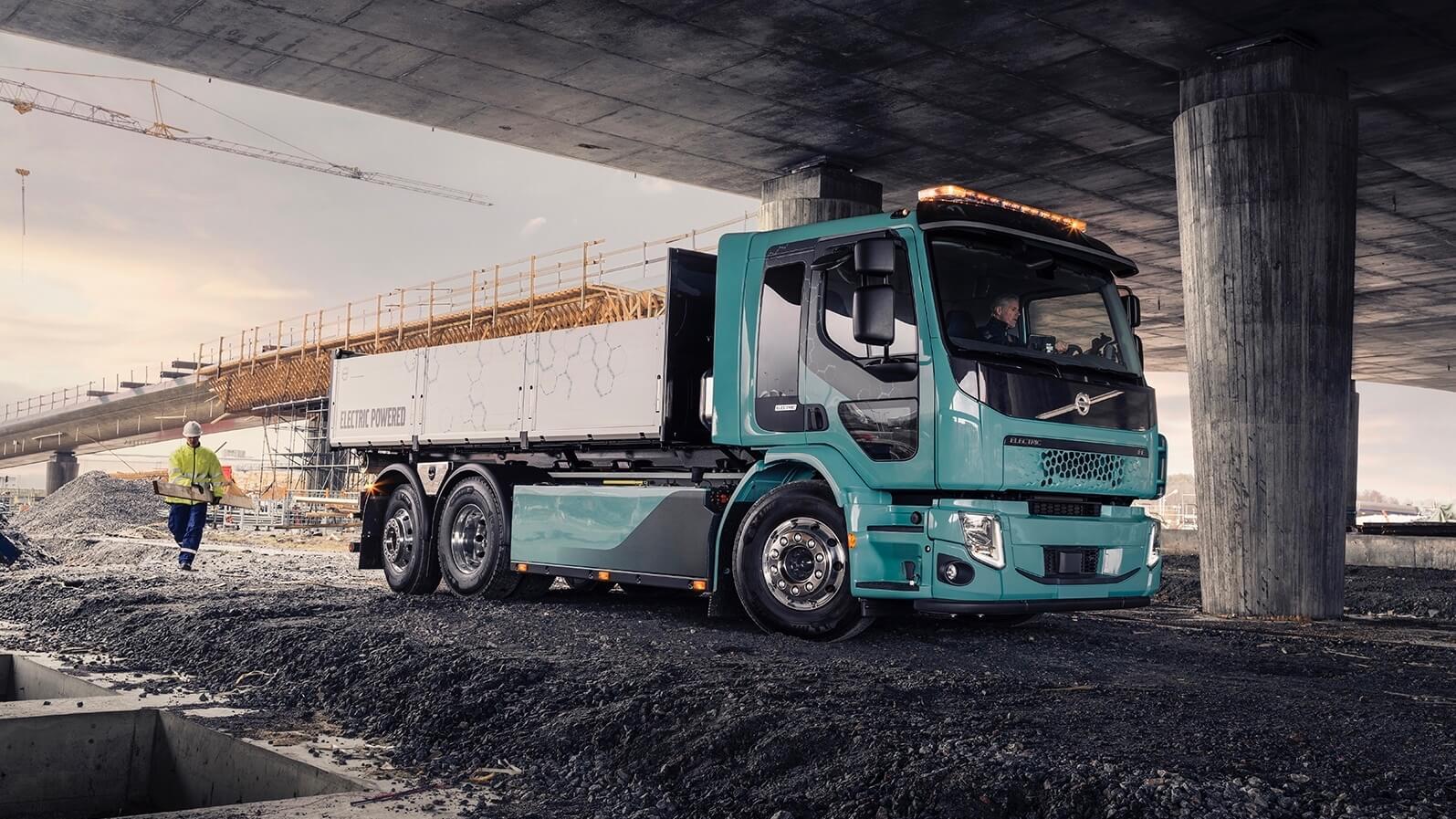 elektrische Volvo Truck FE