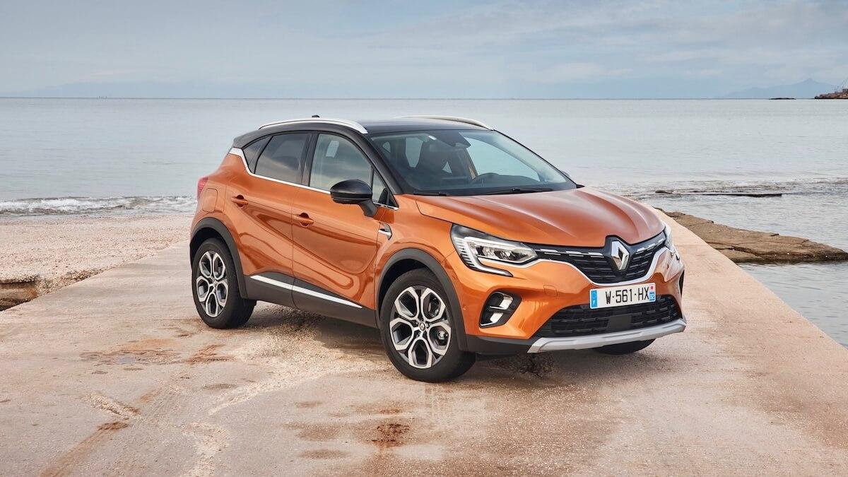 hybride Renault Captur